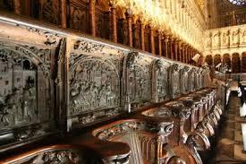Хор собора Толедо. Родриго Алеман. 1480