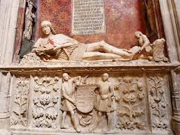 Едва ли известно о его рождении, но обстоятельства его смерти во время войны в Гранаде в 1486 году. Он стал романтичной фигурой благодаря своей безмятежной внешности и meditabundo его исключительной гробницы в соборе Сигуэнса, одна из жемчужин похоронной скульптуры всех времен и символ города.