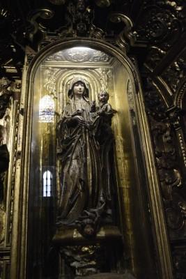 Часовня Девы Марии Пилар. Кафедральный собор. Севилья