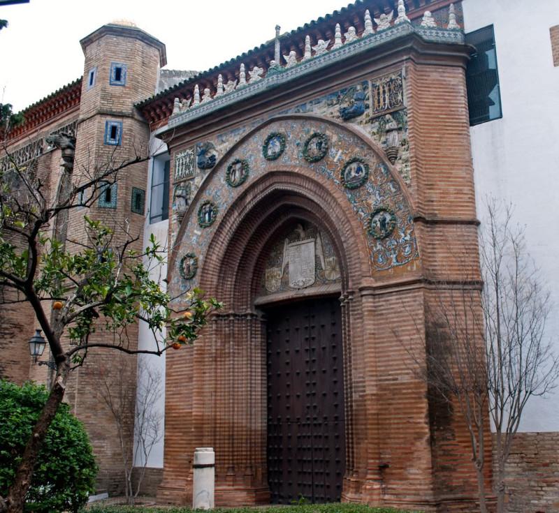 Mонастырь Санта-Паула, женский монастырь ордена Святого Иеронима,