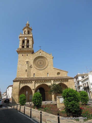 Церковь Сан-Лоренцо. Кордовa.