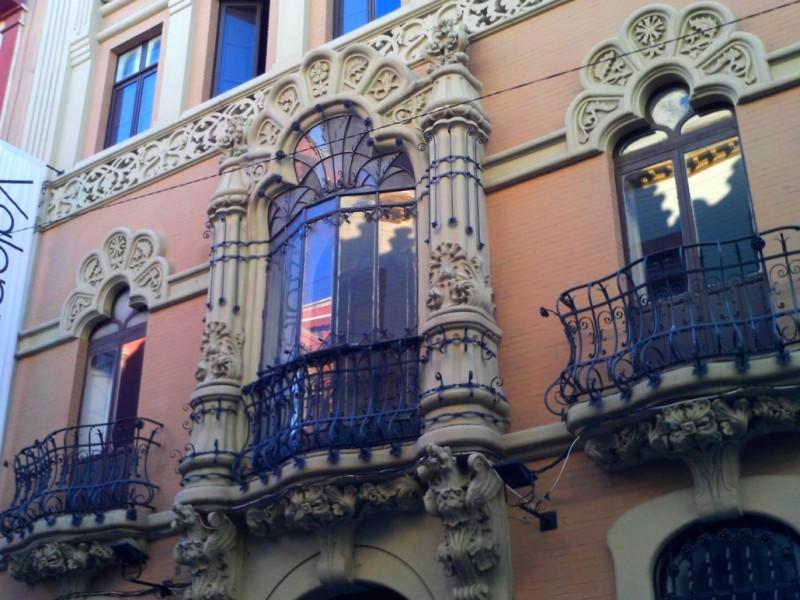 Дом Лауреано Монтотто,модернизм. Севилья