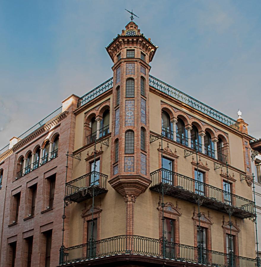 Casa Álvaro Dávila, marqués de Villamarta