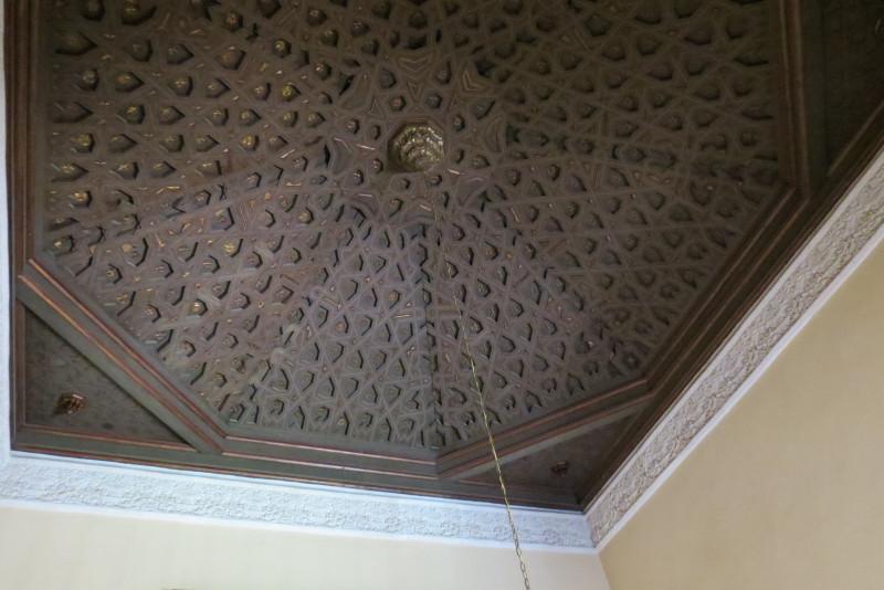 Kрасивые  потолки мудехар