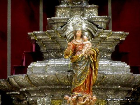 Дева Мария Гранадская
