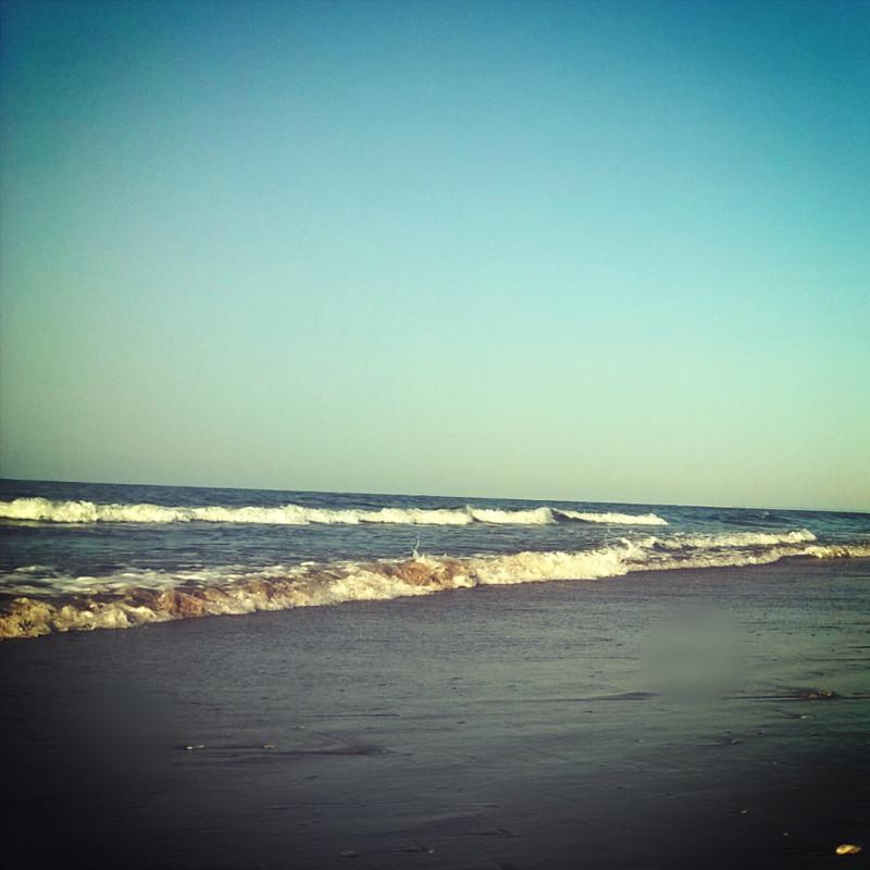 Huelva. Playas La Bota