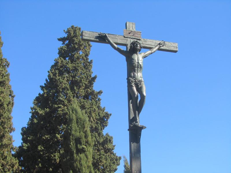 Cristo de la Mieles