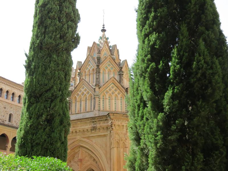 Королевский монастырь Санта-Мария-де-Гуадалупе.