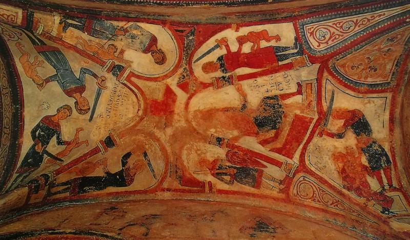 Избиение младенцев. ХII  Panteon de los Reyes