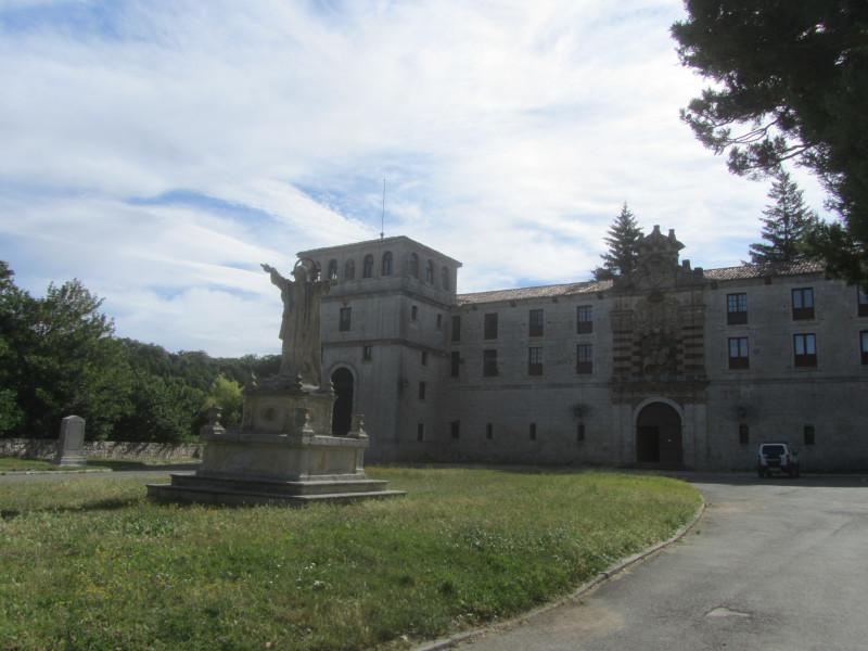 Монастырь Сан Педро де Кардень