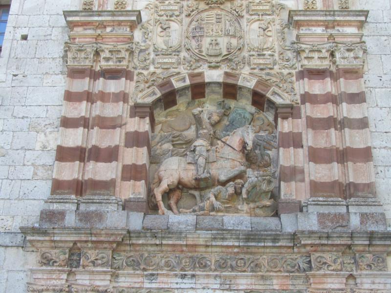 Монастырь Сан Педро де Карденья