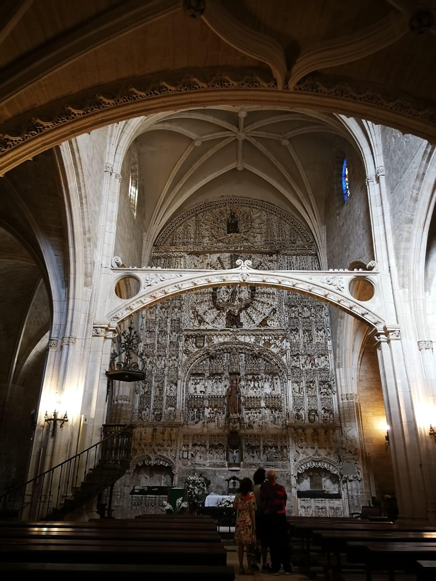 церковь Сан-Николас