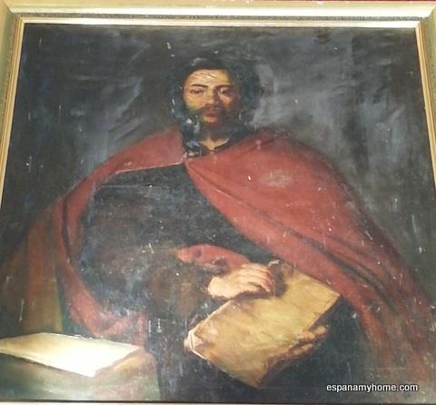 Апостол Яков кисти Хосепе Рибера