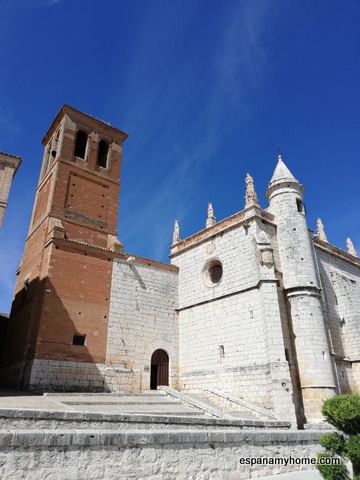 Церковь-музей Сан-Антолин