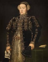 Екатерина Австрийская — инфанта Каталина.