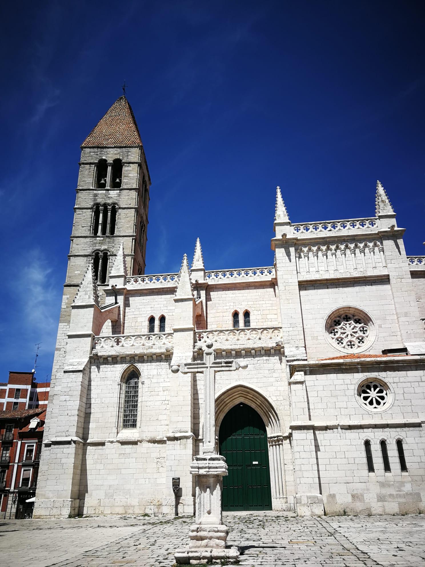La iglesia de Santa María La Antigua