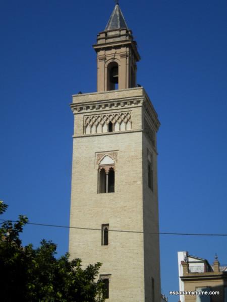 Монастыри и церкви Севильи 013