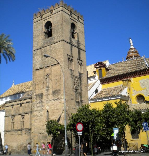 Монастыри и церкви Севильи 015