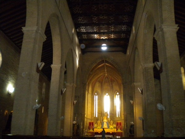 Монастыри и церкви Севильи 006