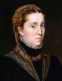 Мария Мануэла, дочь короля Португалии Хуана III и доньи Каталины