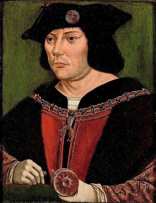Лорд Шевра (1458-1521) Гильермо де Крой,   шеф финансов (contador-mayor) Испании