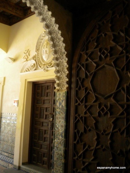 Монастыри и церкви Севильи 028