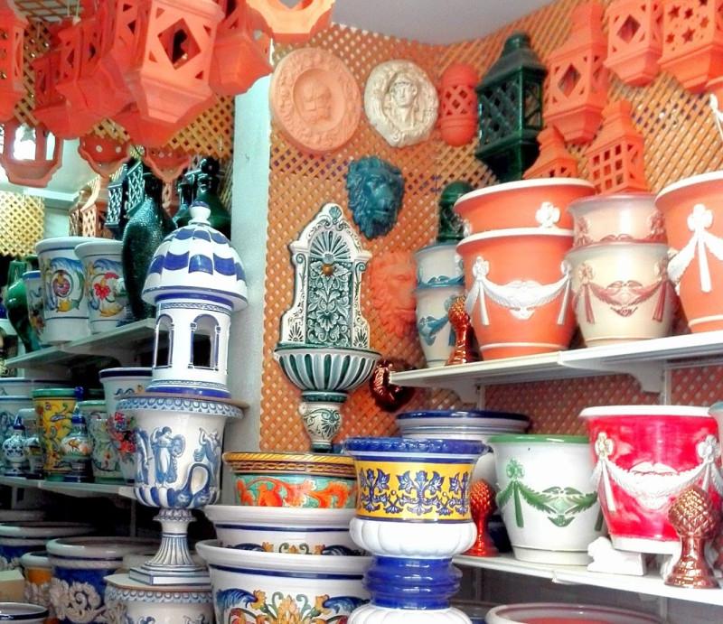 Керамика в Севилье