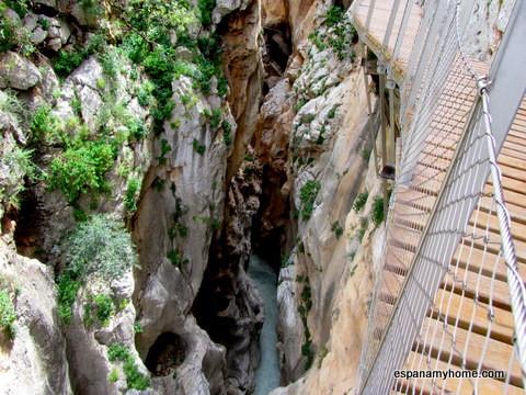 Тропа Короля  Экскурсии с гидом в Андалусии