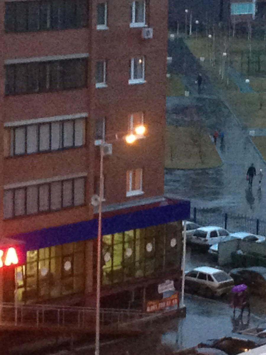 Улица фонарь аптека 6 фотография