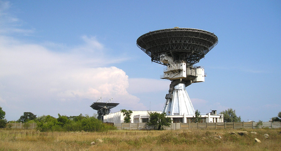 ТНА-400 в Крыму