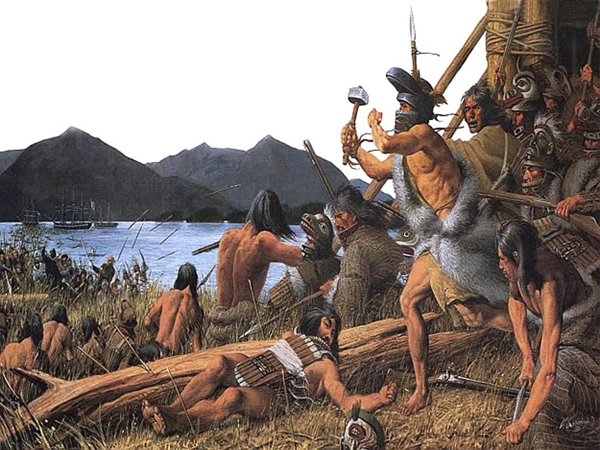 tlingit_battle_of_sitka