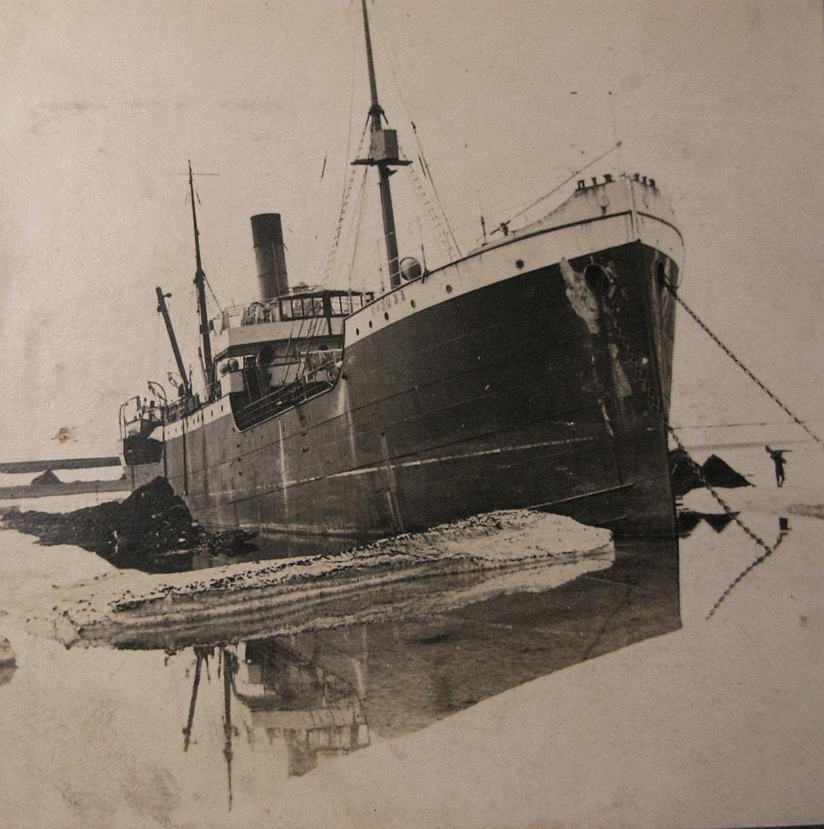 пароход Колыма, 2
