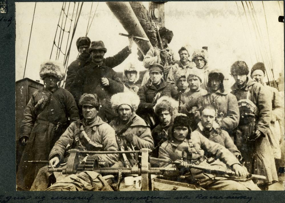 Экспедиция на Камчатку