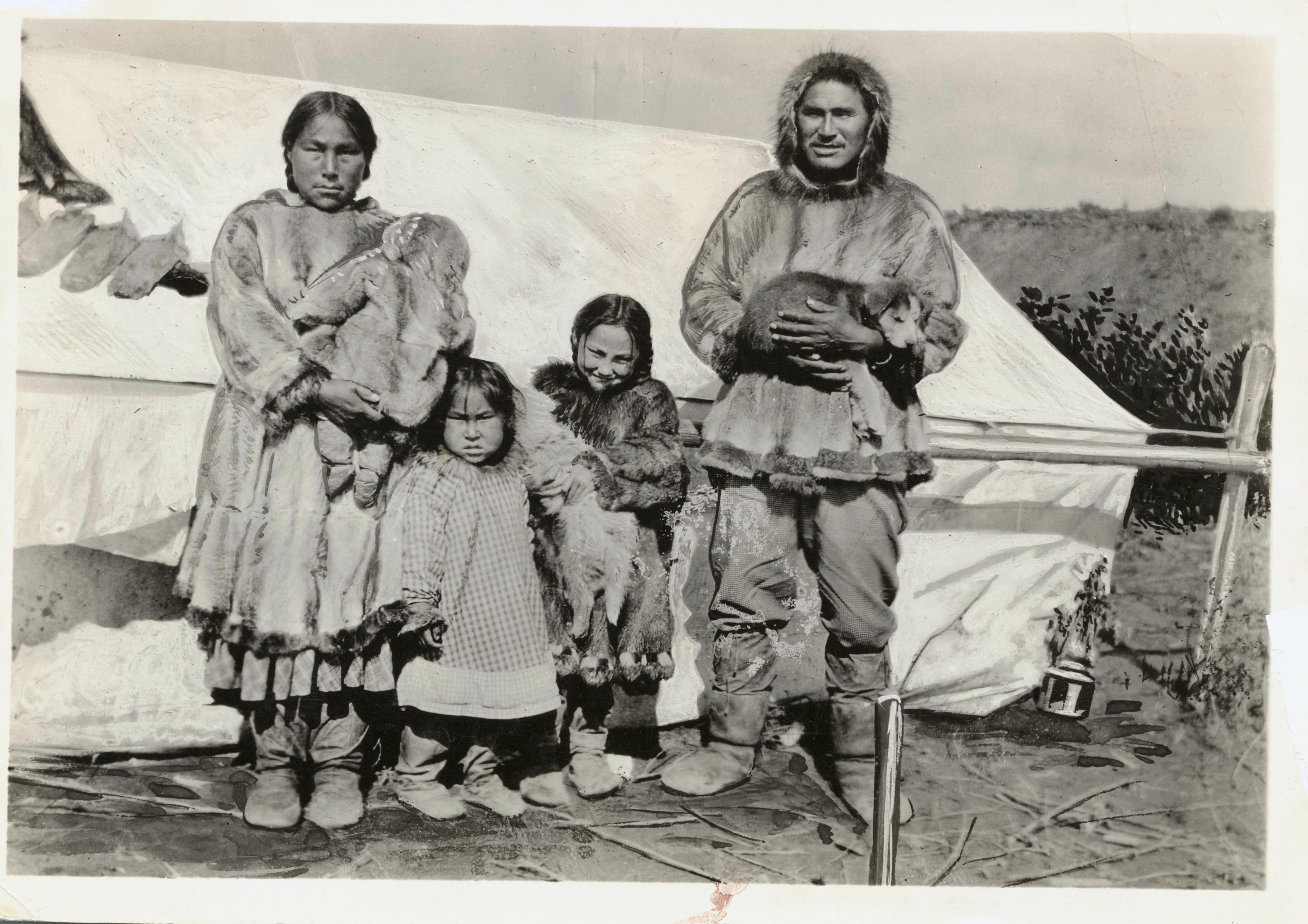 спутниковая карта фото народности инуит нужно воспользоваться