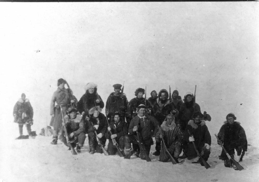 ф. Ф-1 оп. 4 ед. хр. 195   Партизанский отряд на Чукотке 1923 год (1).jpg