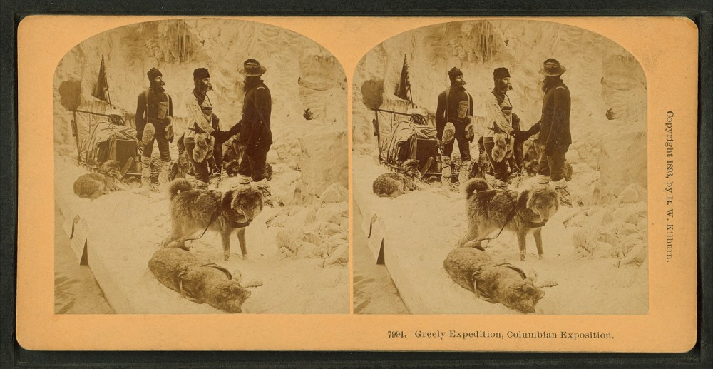 Greely_expedition._Columbian_Exposition,_by_Kilburn,_B._W._(Benjamin_West),_1827-1909_3.jpg