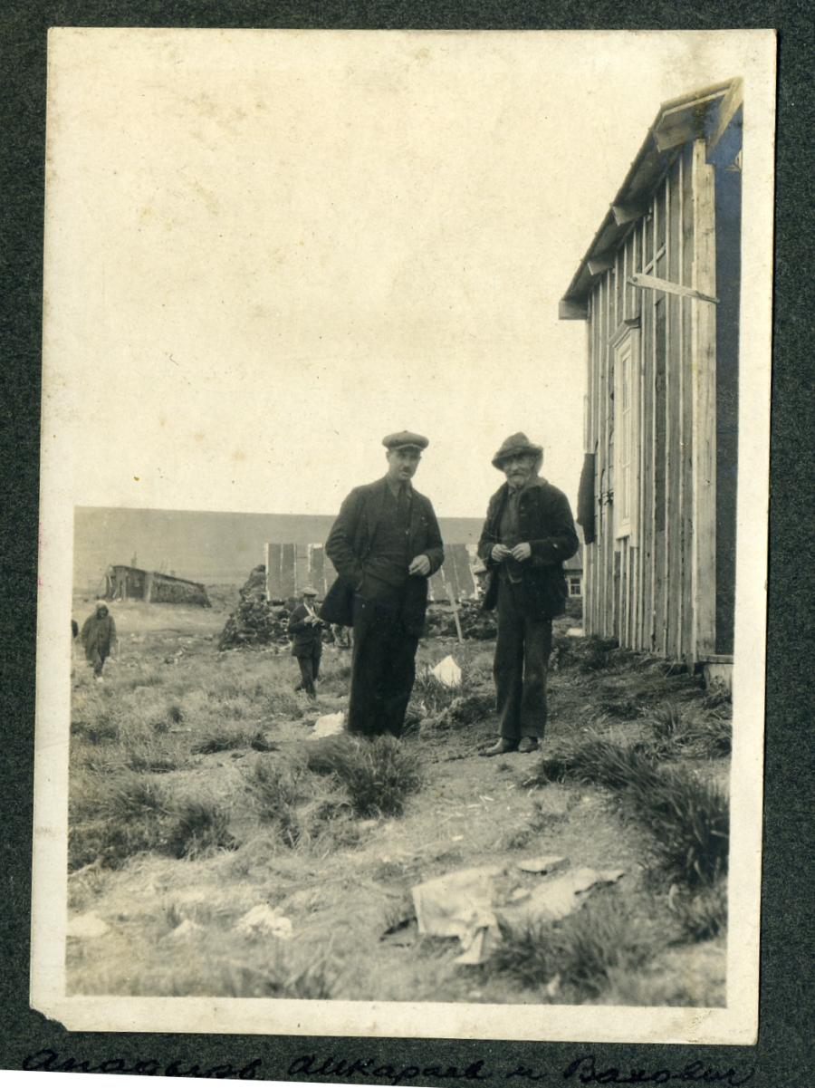 А.Караев и Вахович