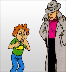 ребенок и улица