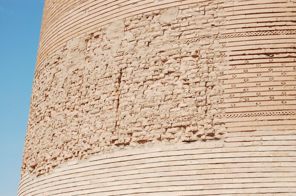 старая кладка Кутлуг-Тимура