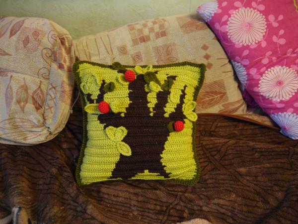 подушка бабушка 2