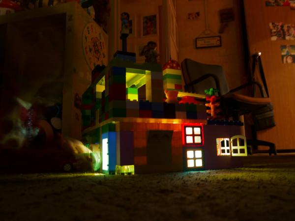 дом и анин след