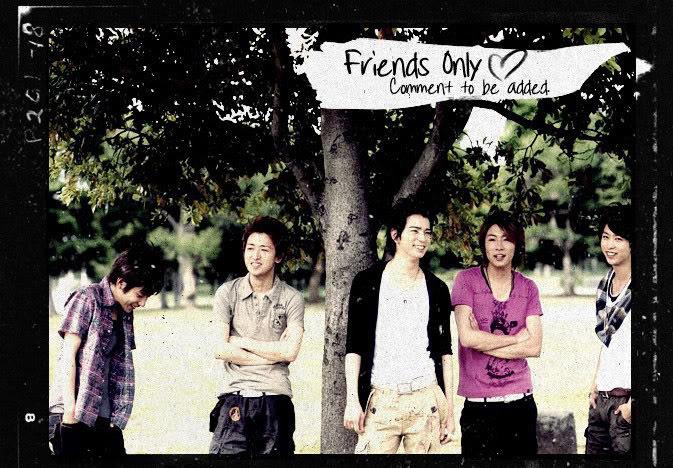 ARASHI-FRIENDSONLY