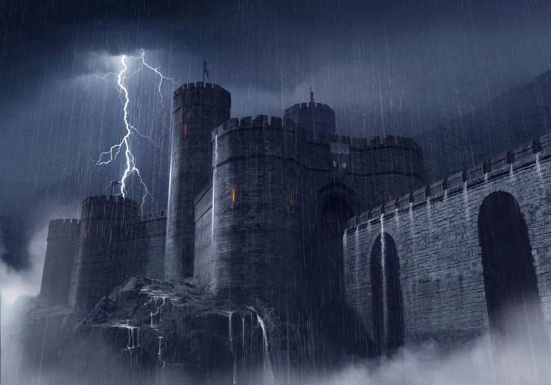 Крепость готовится к осаде