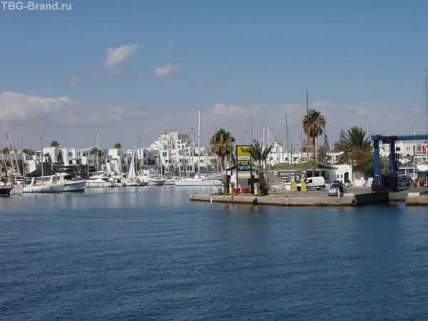 Тунис 4