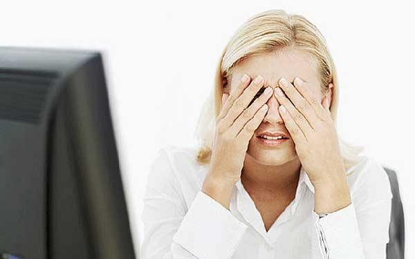 6 обязательных упражнений для работающих за компьютером