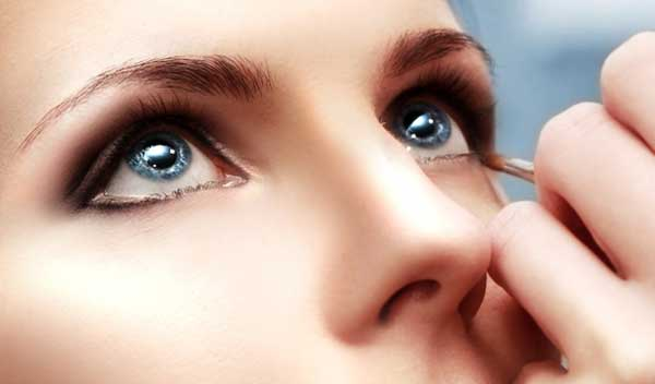 Как сделать глаза красивее