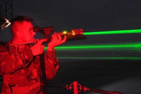 РФ применила запрещенное лазерное вооружение в Украине