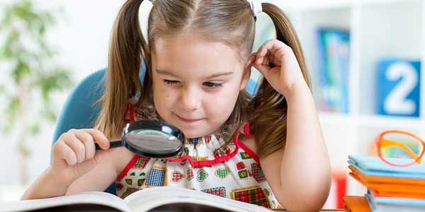Как определить, есть ли у ребенка проблемы со зрением