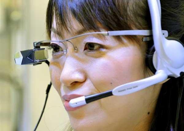 В Японии изобрели очки-переводчик