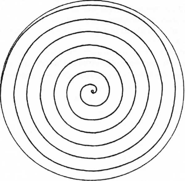 Рисунок-Спираль